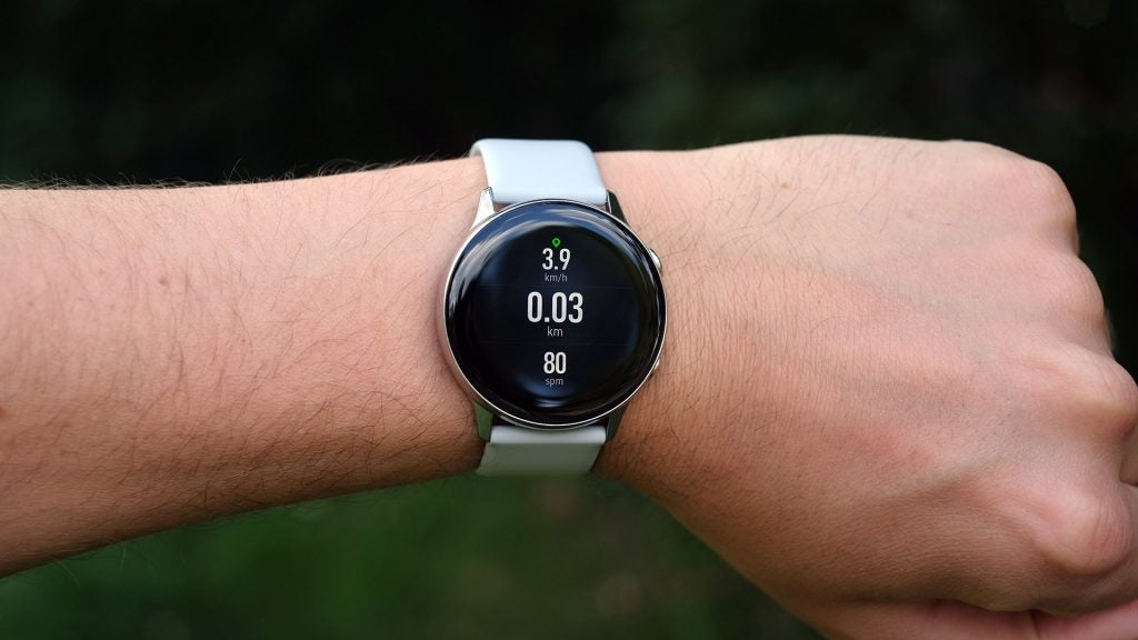 Samsung Galaxy Watch Active Review 8