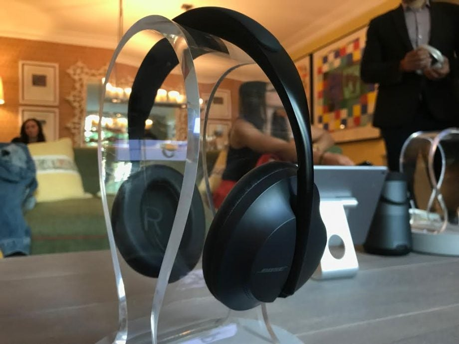 18c365d19dd Bose Noise Cancelling Headphones 700 hands-on | Trusted Reviews