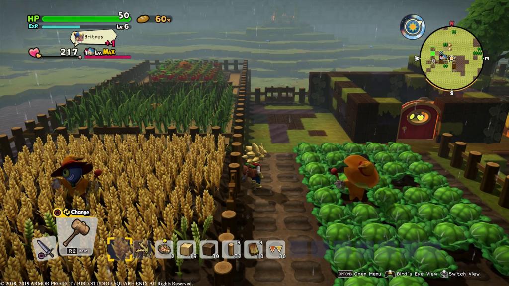 Dragon Quest Builders 2 Review