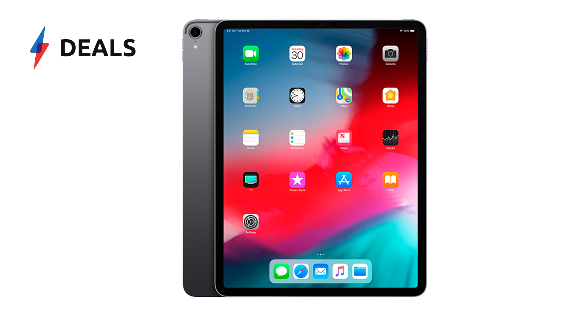 The 256GB iPad Pro is the same price as the 64GB option, but not for long