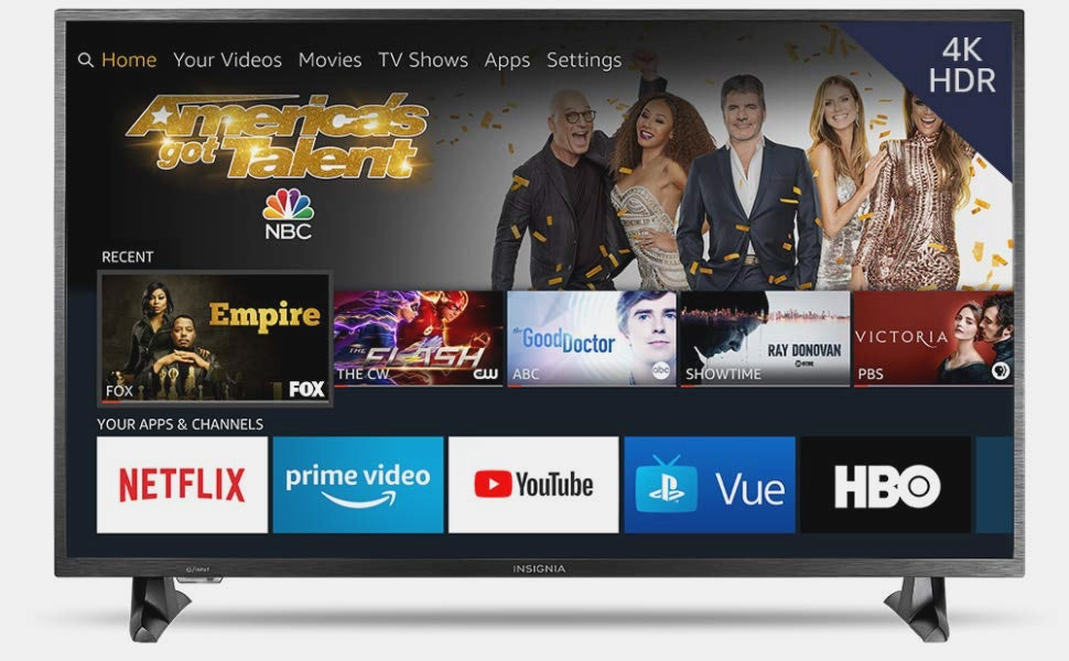 More Prime Day Insanity: 50-inch 4K HDR TV with Fire TV for under $250
