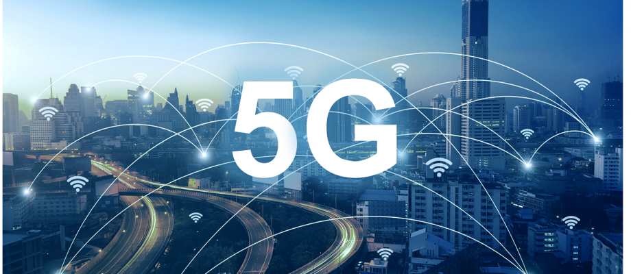O2's 5G network went live today in the UK's biggest cities… and Slough