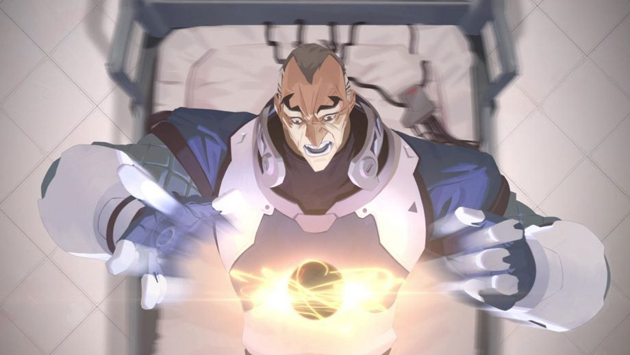 Sigma Is The Next Playable Hero Coming To Blizzard S