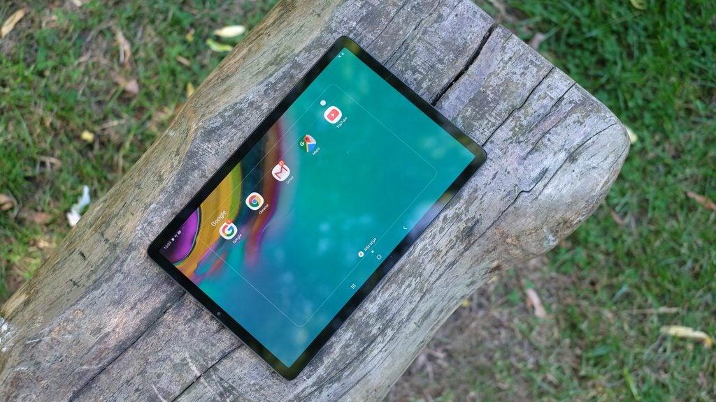 Samsung Galaxy Tab S5e Review 5