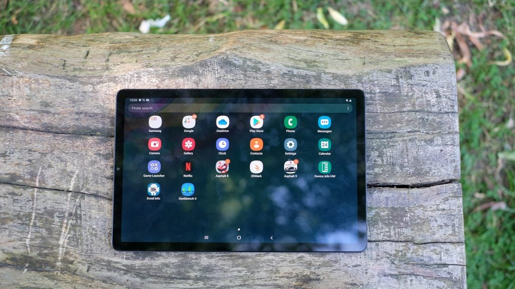 Samsung Galaxy Tab S5e Review 7