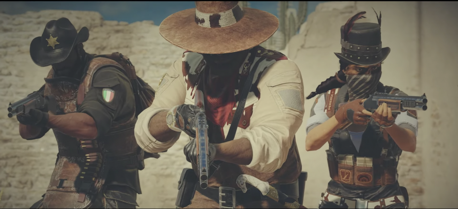 Rainbow Six Siege goes back to the Wild West with new 3 v 3 mode