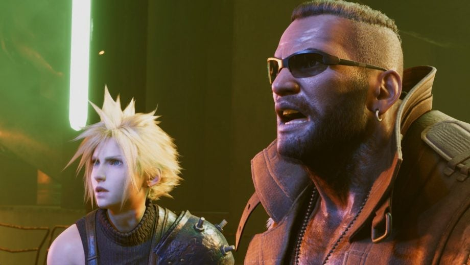 """Sorry Xbox One owners, there's """"no plans"""" for FF7 Remake on the platform"""