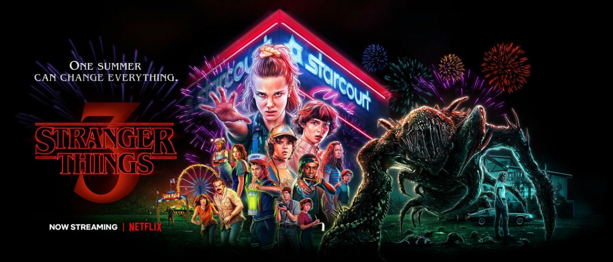Stranger Things 3 4k Hdr How To Watch Stranger Things It