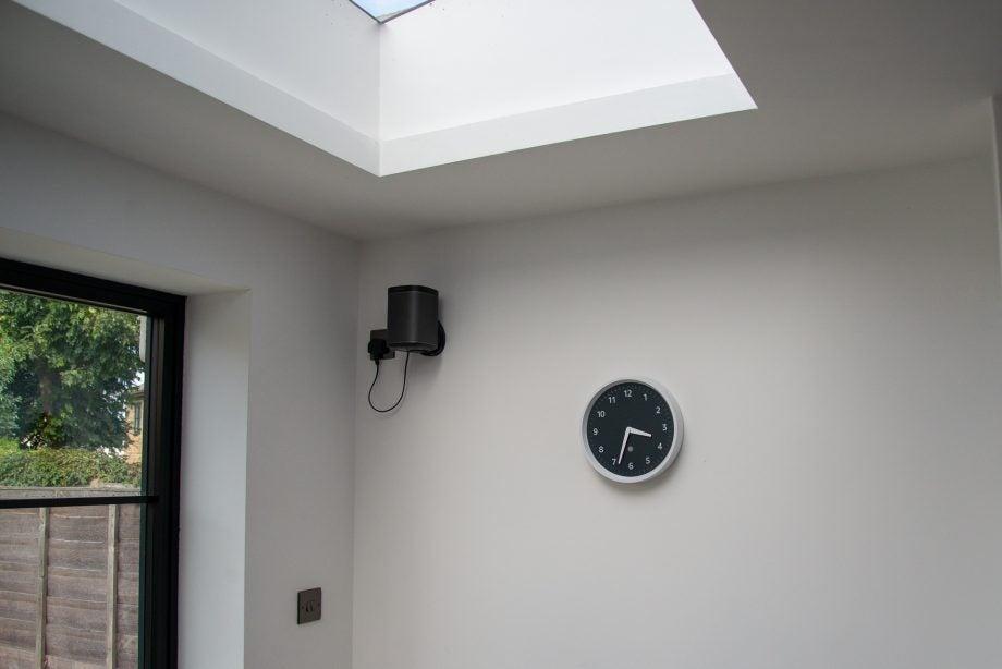 Amazon Echo Wall Clock hero