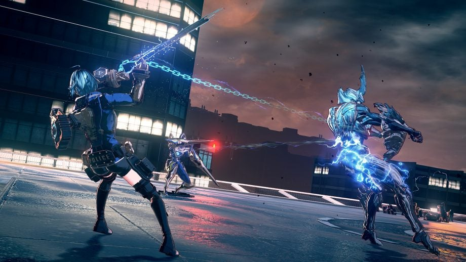 Astral Chain Review Platinum S Latest Is Off The Chain