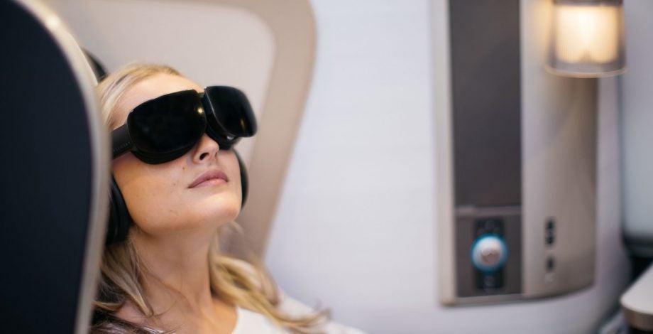 British Airways' VR headsets will help you escape the in-flight tedium