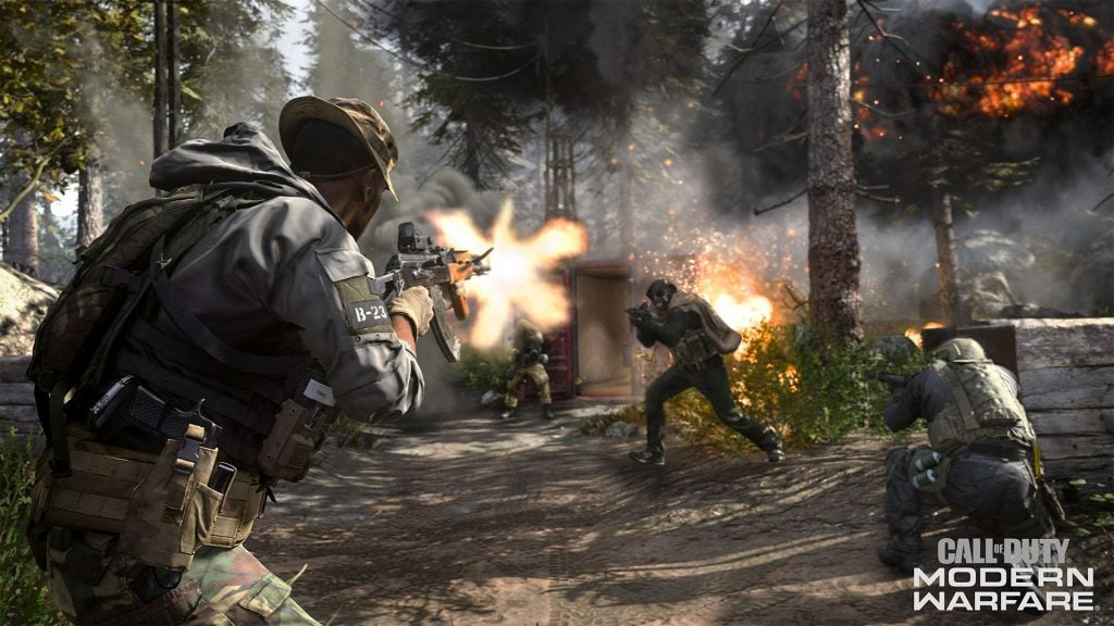 Call of Duty: Modern Warfare - Hands-on preview, release