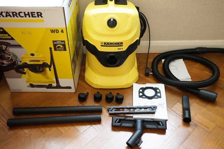 Karcher WD 4 Review 1