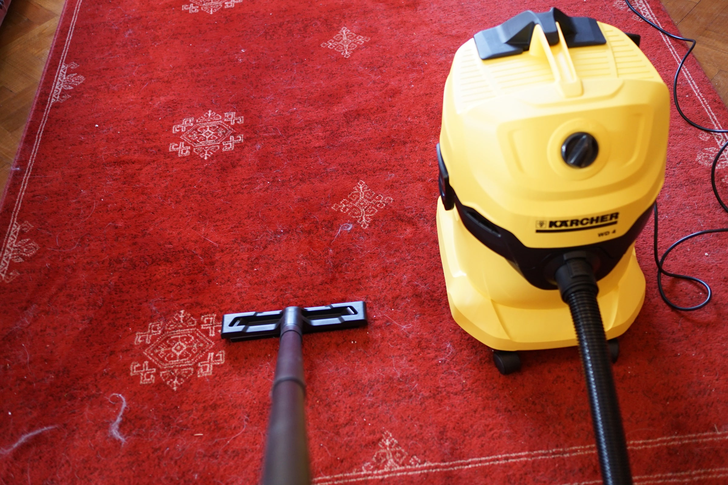 Karcher WD 4 Review   Trusted Reviews