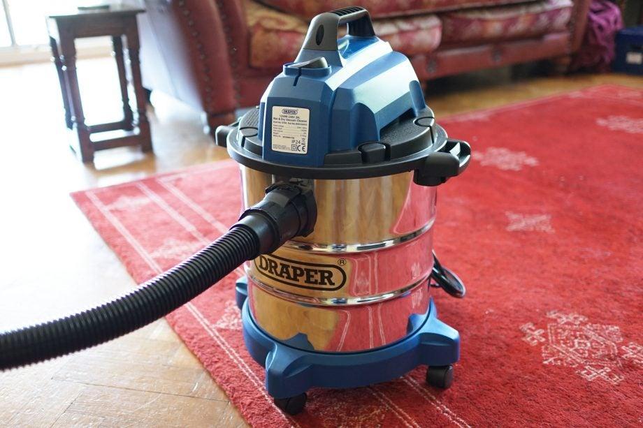 Draper 13785 Wet & Dry Vacuum Cleaner