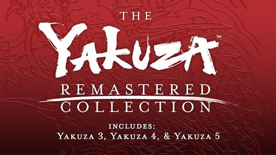 The Yakuza Remastered Collection compiles three classic games in a single package