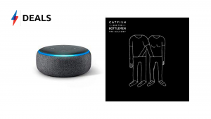 Echo Dot and Vinyl Bundle Deal
