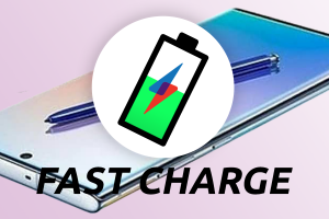 Fast Charge Note 10