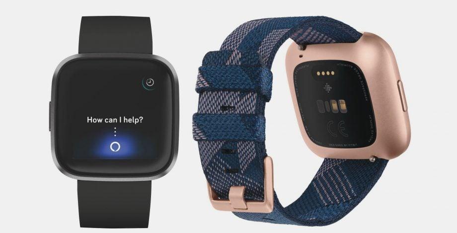 Fitbit Versa 2 Alexa