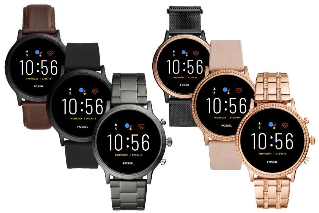 Fossil Smartwatch 5 Generation