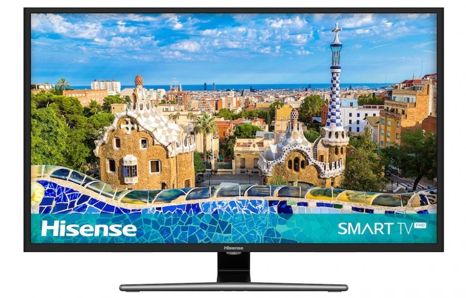 Hisense A5800 (H32A5800UK) HD LED TV review | Trusted Reviews