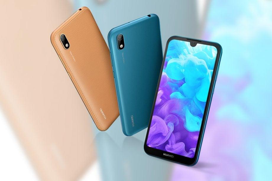 Huawei Y5 2019 press image