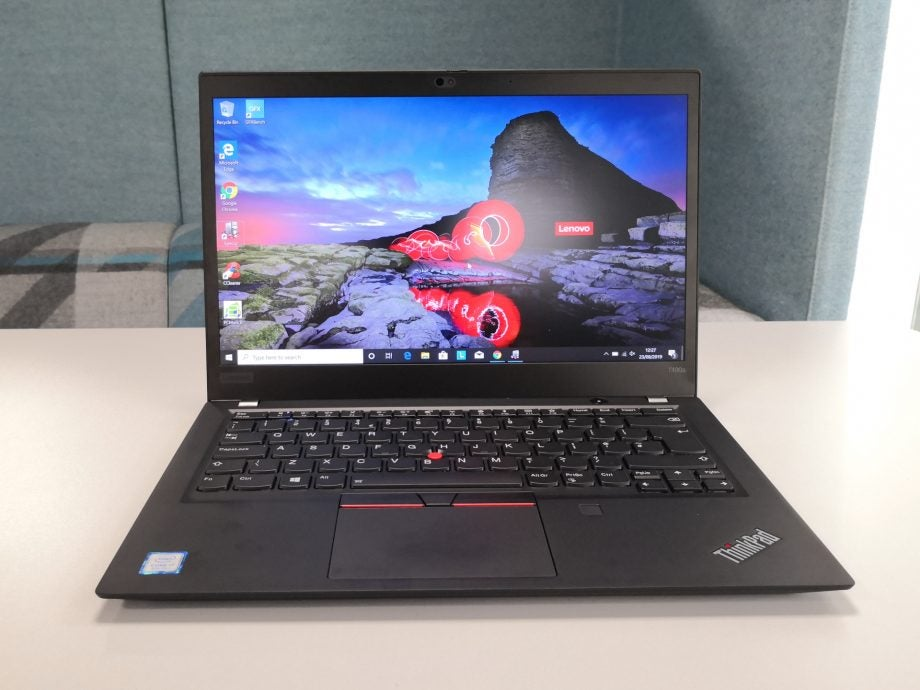 Lenovo ThinkPad T490s review