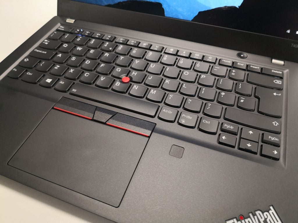 Lenovo ThinkPad T490s Review | Trusted Reviews