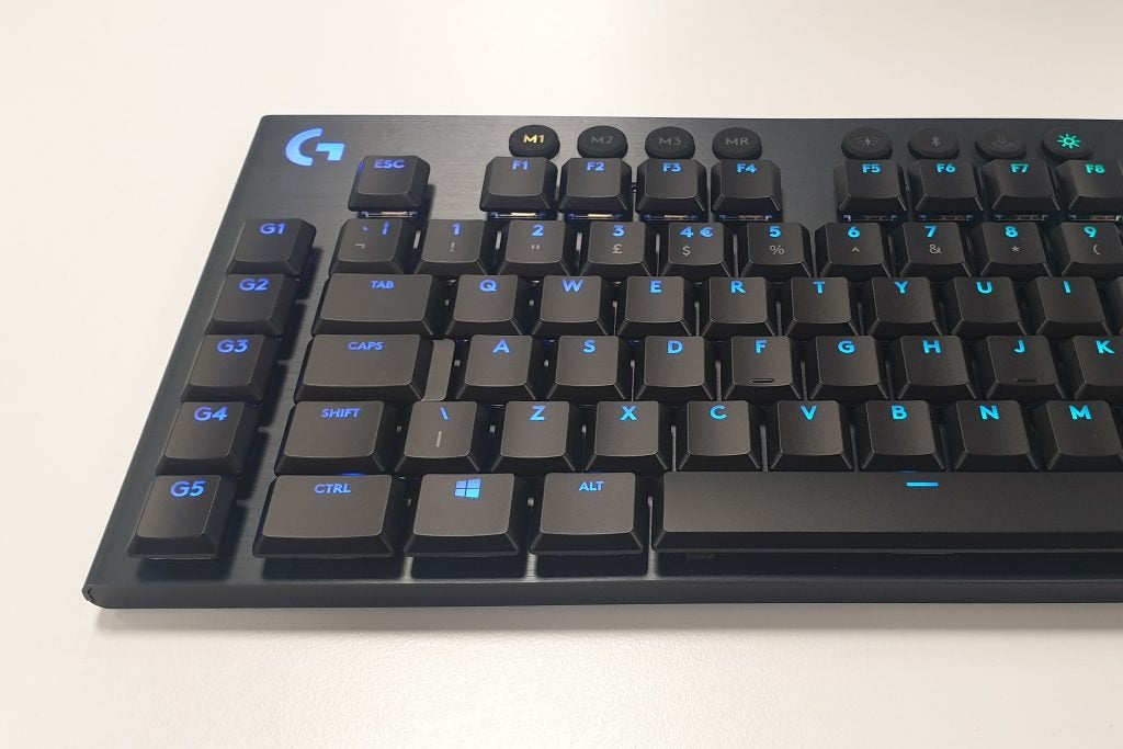 Logitech G launches impossibly thin mechanical gaming keyboards