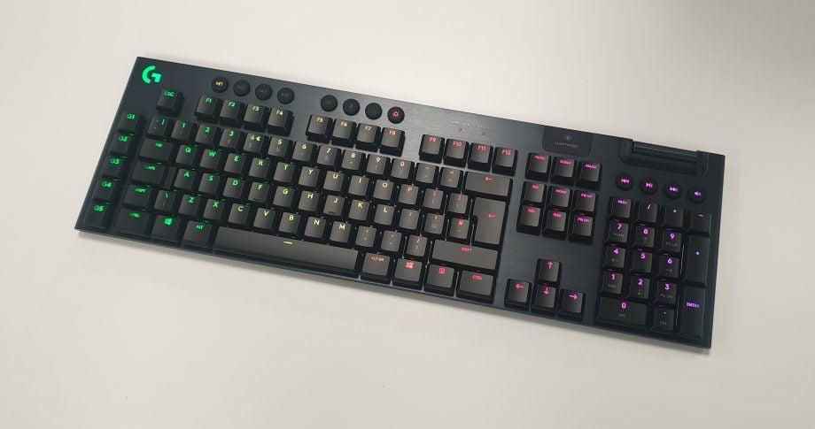 Logitech G915 Lightspeed Keyboard