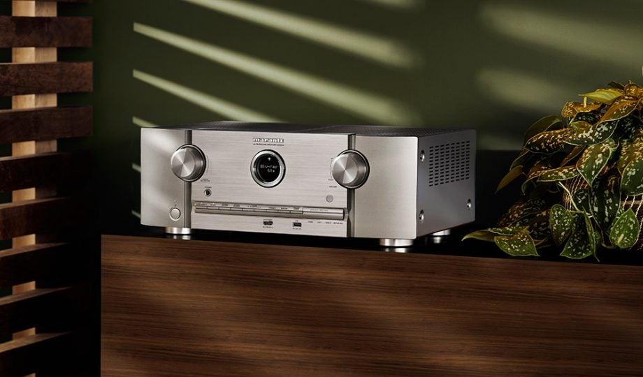 Marantz announces two new SR-series AV receivers