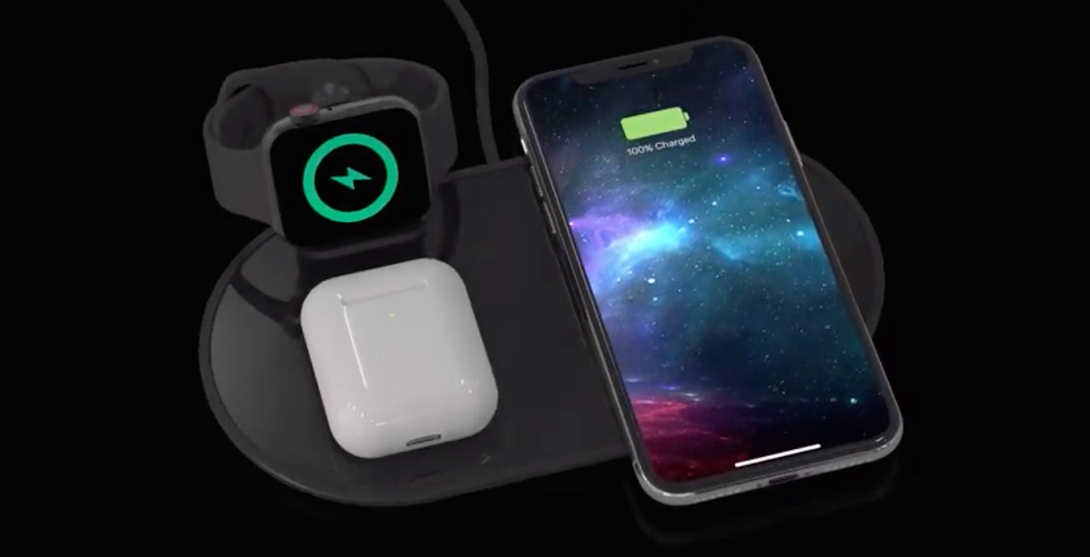 Who needs AirPower? Apple offering 3-in-1 wireless charger from
