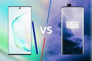 Note 10 Plus vs OnePlus 7 Pro