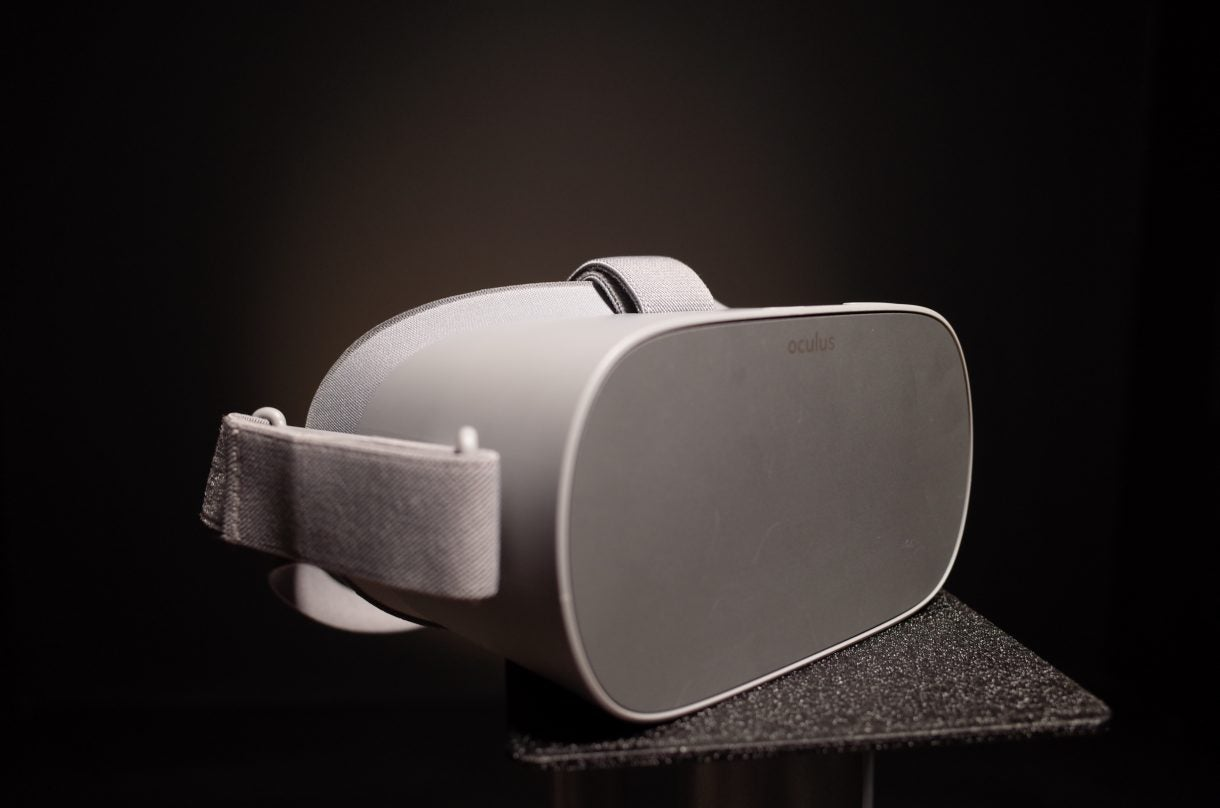 Oculus Go gets a massive price cut – and it's here to stay
