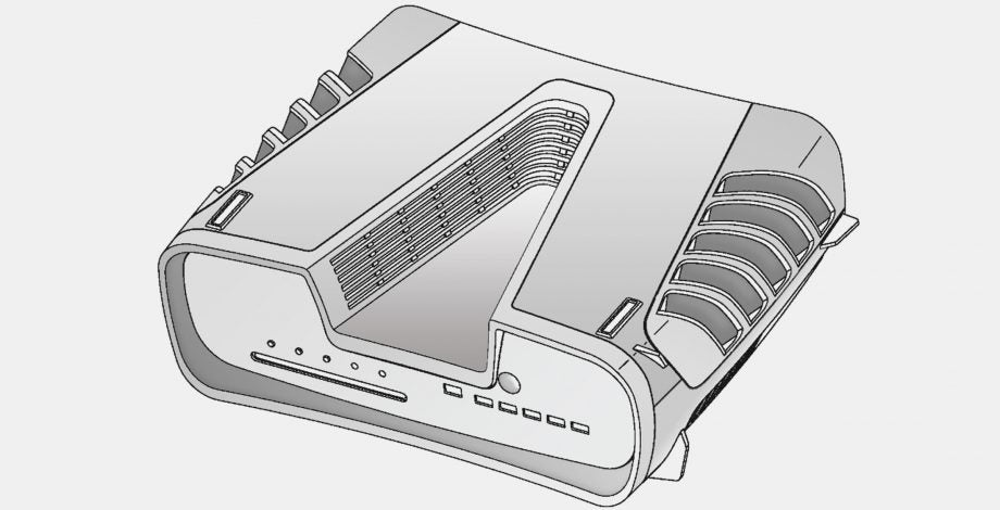 PS5 patent