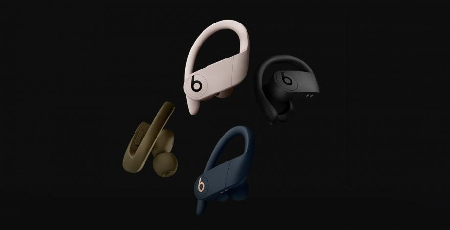 The nicer PowerBeats Pro colours are finally arriving this week
