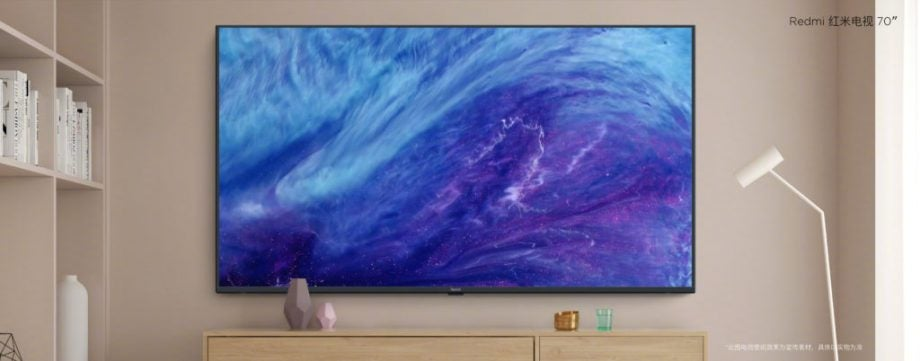 Redmi 4K TV