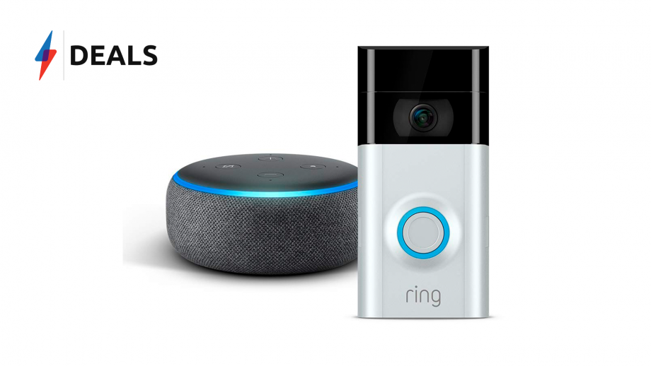 Ring Video Doorbell 2 and Free Echo Dot Deal