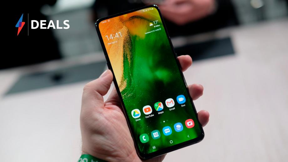 Samsung A80 Deal