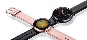 Samsung Galaxy Watch Active 2 press image high resolution