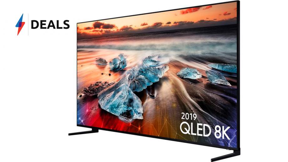 Samsung QE75Q950RBTXXU 75-inch 8K TV Deal