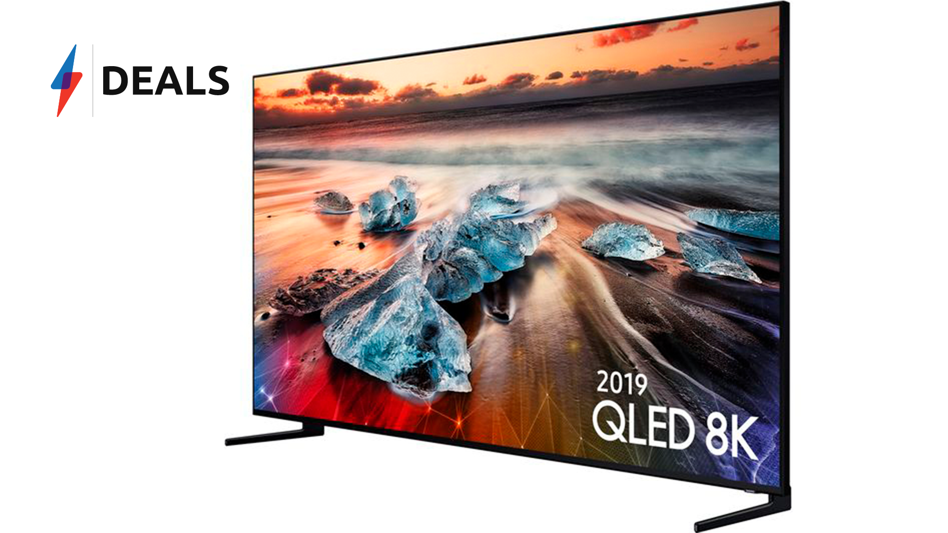 Massive £1,200 Price Cut on the Samsung 75-inch QLED 8K Smart TV