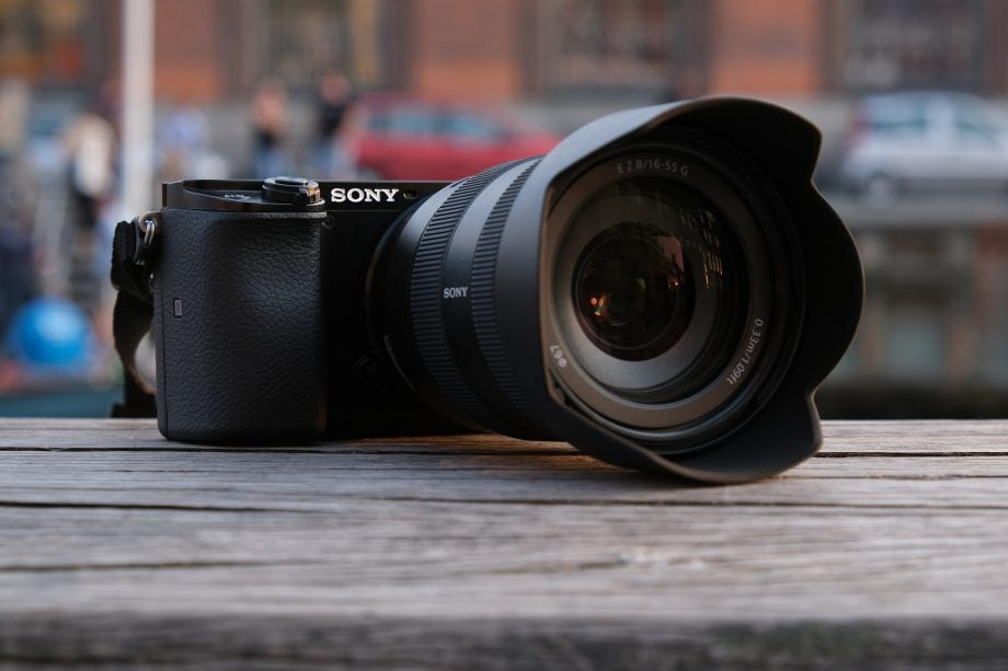 Hands on: Sony A6100 Review