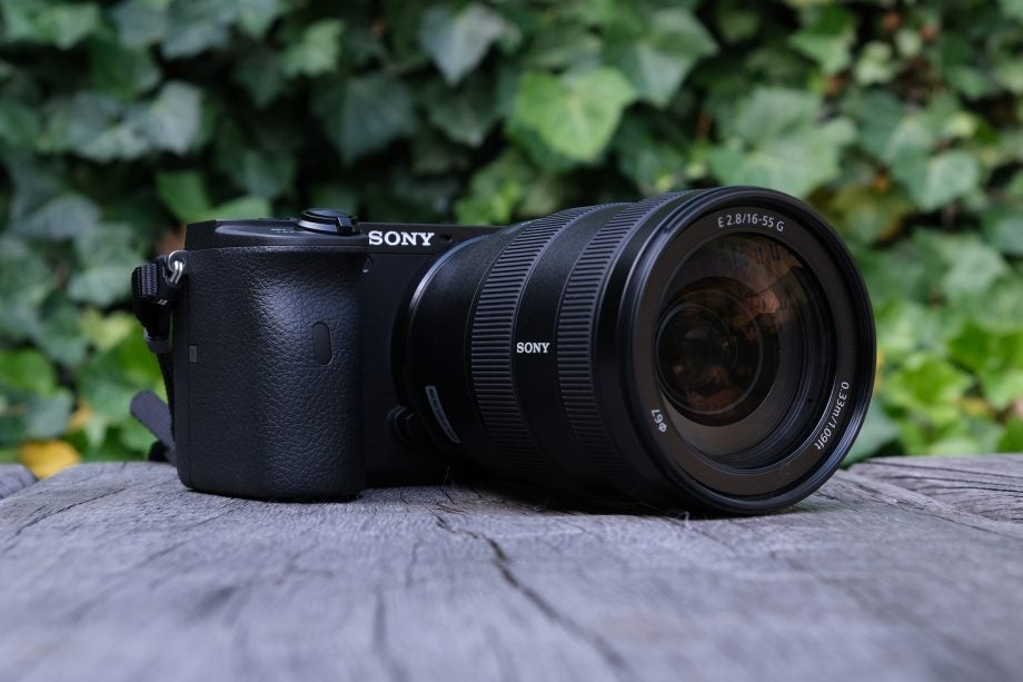 Hands on: Sony A6600 Review