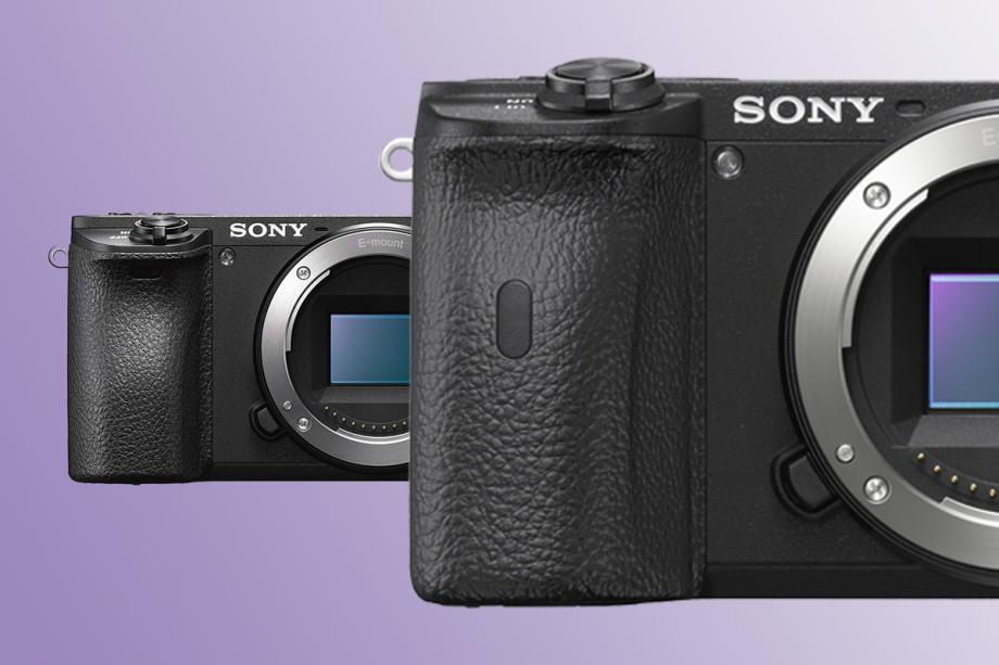 Sony A6600 vs A6500
