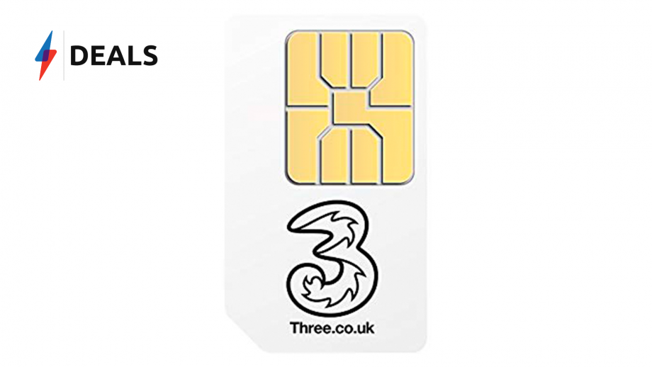 SIM-Only Sale: Spend just a Tenner for Three Mobile's Unlimited Data SIM