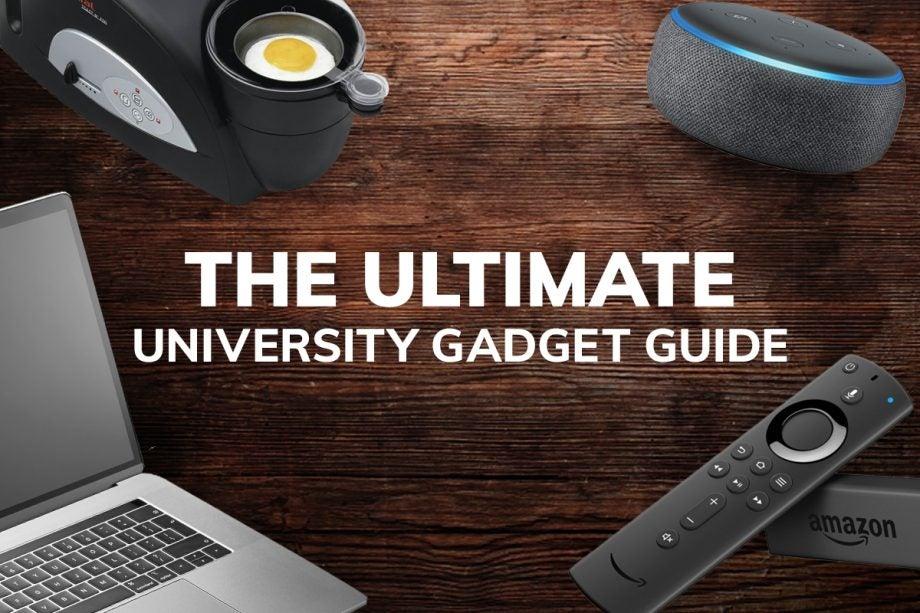 University Gadget Guide