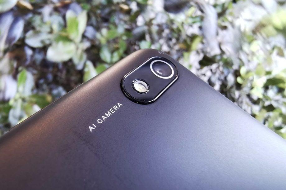 Xiaomi Redmi 7A camera closeup