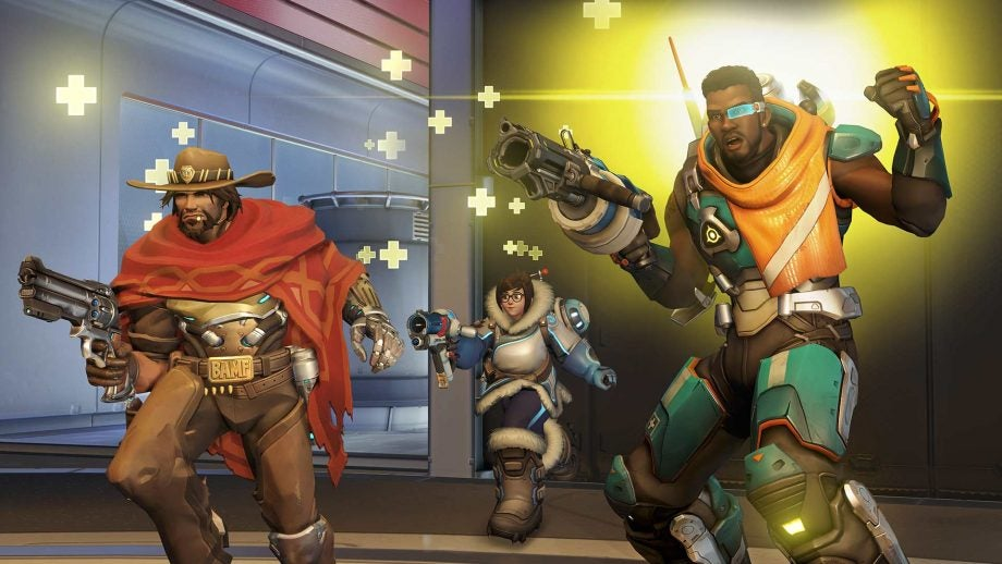 Overwatch Could Be Coming To Nintendo Switch According To