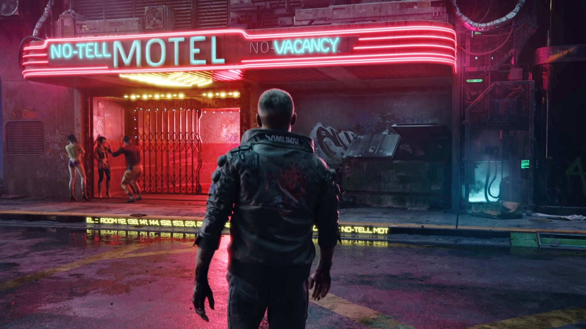 Cd Projekt Red Will Be Showing Off 15 Minutes Of Cyberpunk